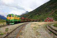 Skagway Shore Excursion: Bennett Train Journey on the White Pass Rail