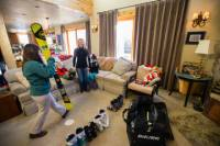 Ski and Snowboard Rentals with Helmet from Steamboat, CO