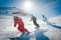 Ski or Snowboard Rental Package from Interlaken