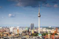 Skip the Line: Lunch atop the Berlin TV Tower