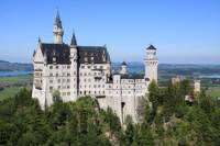 Skip the Line: Neuschwanstein Castle Day Trip from Munich in Spanish