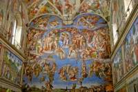 Skip-the-Line Private Tour: Vatican Museums including the Sistine Chapel and St Peter's Basilica