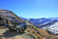 Skippers Canyon Off-Road 4X4 Adventure from Queenstown
