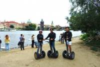 Small-Group 1-Hour Segway Sightseeing Tour in Prague
