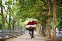 Small-Group Bat Trang Pottery Village Biking Tour from Hanoi