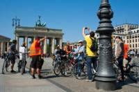 Small-Group Berlin Bike Tour And City Highlights
