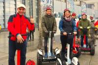 Small-Group Berlin City Tour With elBent Scooter And Electric Bike Tour