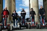 Small-Group Berlin City Tour With elBent Scooter
