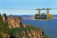 Small-Group Blue Mountains Day Trip Including Sydney Olympic Park, Featherdale Wildlife Park and Scenic World