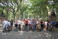 Small-Group Central Park Bike Tour