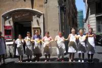 Small-Group Cooking Lesson in Rome