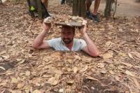 Small Group Cu Chi Tunnels Tour from Ho Chi Minh City