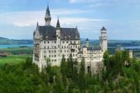 Small-Group Fuessen, Neuschwanstein Castle And Hohenschwangau Castle Day Tour from Munich by Train