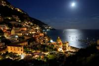 Small-Group Positano Shopping Tour with Dinner
