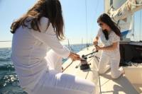 Small-Group Sailing Lesson in Barcelona