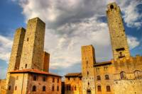 Small-Group San Gimignano and Volterra Day Trip from Siena