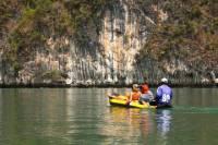 Small-Group Sea Kayaking at Ao Thalane Bay from Krabi
