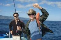 Small-Group Sport Fishing Adventure from Oahu