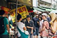 Small Group Tour: Taipei Authentic Food Walking Tour with Foot Massage Experience
