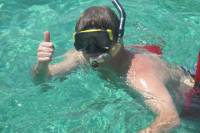 Snorkeling and Natural Pool Adventure in Punta Cana
