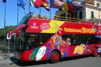 Sorrento City Hop-on Hop-off Tour