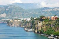 Sorrento Shore Excursion: Pompeii, Positano and Sorrento Day Trip