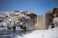 South Iceland Day Trip and Northern Lights Hunt from Reykjavik