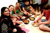 South Indian Home Cooking Class in Kochi