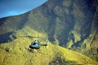 Southern Tenerife Helicopter Flight: Los Gigantes Cliffs or Lush Low Island