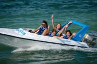 Speedboat Tour in Cancun