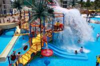 Splash Jungle Water Park Admission with Optional Transfer