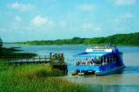 St.Lucia Estuary Boat Cruise from Durban