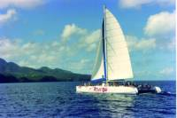 St Lucia Full-Day Catamaran Sightseeing Cruise With Snorkeling