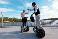 St Lucia Sunset Segway Tour with Dinner