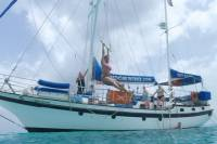 St Maarten Shore Excursion: Sailing Tour with Snorkeling and Paddleboarding