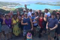 St Thomas Private Historical and Cultural Sightseeing Tour Plus Shopping