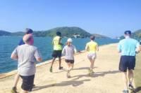 St Thomas Waterfront Running Tour