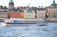 Stockholm City Hop-on Hop-off Boat Tour