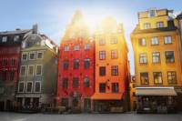 Stockholm City Walking Tour Including the Vasa Museum