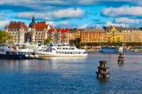 Stockholm Grand Tour by Coach and Boat