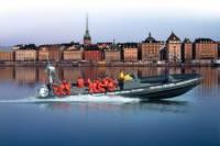 Stockholm RIB Sightseeing Cruise