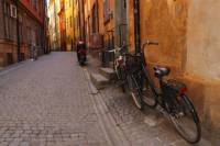 Stockholm Sightseeing Tour by Bike