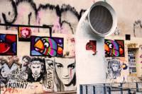 Street Art and Polaroid Tour at Le Marais