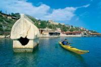 Sunken City Kekova Demre and Myra Day Tour from Alanya
