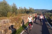 Sunset Bike Tour - From Fiesole to Florence