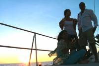 Sunset Cocktail Cruise of Basseterre
