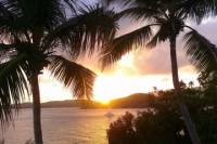 Sunset Dinner Cruise from St Thomas