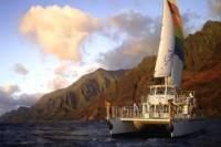Sunset Dinner Cruise Off The Na Pali Coast