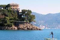 SUP Tour to Portofino