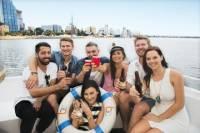 Swan River Floating Lounge Bar